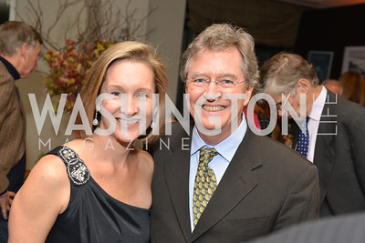 Carol McDonnell, Ken Cook, Environmental Working Group hosts their 20th Anniversary Gala at the Mandarin Oriental Hotel.  October 24, 2014.  Photo by Ben Droz.