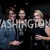Pamela Sorensen, Christina Sevilla, Elise Labott. Photo by Tony Powell. Earth Echo Expeditions. Newseum. October 10, 2013