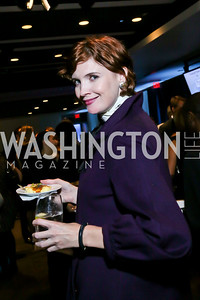 Stephanie Green. Photo by Tony Powell. Earth Echo Expeditions. Newseum. October 10, 2013