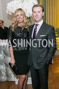 Amy Donnelly, Tripp Donnelly. Photo by Alfredo Flores. Etihad Airways Dinner. Mellow Auditorium. April 2, 2013.