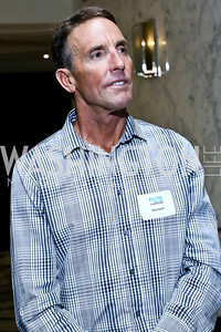 The first six-time Ironman Triathon World Champion Dave Scott. Photo by Tony Powell. Etihad Airways VIP reception. Embassy of the UAE. September 6, 2013