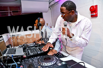 Photo by Tony Powell. Events by Andre Wells 10th Anniversary. Malmaison. June 5, 2013