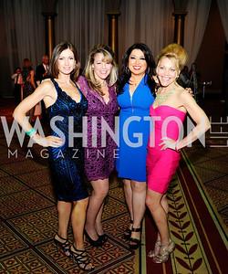 Nina Snow,Michelle Benaim,Alex Naini,Mary Gordon,April 13,2013,Fashion for Paws,Kyle Samperton