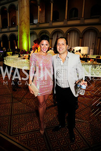 Lydia Arshadi,Alan Popovsky,April 13,2013,Fashion for Paws,Kyle Samperton