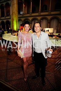 Lydia Arshadi,Alan Popovsky,April 13,2013,Fashion for Paws,Kyle Samperton