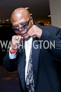 Former World Junior Welterweight Champion Aaron Pryor. Photo by Tony Powell. 2013 Fight Night. Hilton Hotel. November 14, 2013
