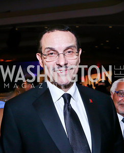 Mayor Vincent Gray. Photo by Tony Powell. 2013 Fight Night. Hilton Hotel. November 14, 2013