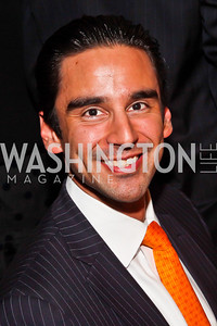 "Sebastian Rivera. Photo by Tony Powell. Ford's Theatre ""Hello Dolly"" Opening Reception. Old Ebbitt Grill. March 20, 2013"