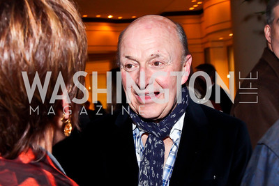"Victor Shargai. Photo by Tony Powell. Ford's Theatre ""Hello Dolly"" Opening Reception. Old Ebbitt Grill. March 20, 2013"