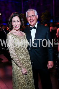 Catherine Reynolds, Exxon Mobil CEO Rex Tillerson. Photo by Tony Powell. 2013 Ford's Theater Annual Gala. June 2, 2013