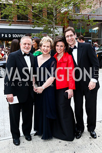 Jim Gale and Lisa Barry, Maria and Richard Karp. Photo by Tony Powell. 2013 Ford's Theater Annual Gala. June 2, 2013