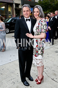 Stephen Kessler, Heather Podesta. Photo by Tony Powell. 2013 Ford's Theater Annual Gala. June 2, 2013