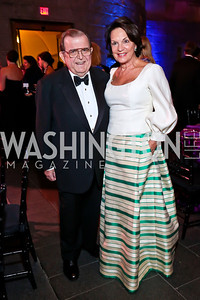 Morton and Grace Bender. Photo by Tony Powell. 2013 Ford's Theater Annual Gala. June 2, 2013