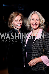 "Eden Rafshoon, Sally Quinn. Photo by Tony Powell. Freer Sackler Gala Opening for ""The Cyrus Cylinder and Ancient Persia: A New Beginning."" March 5, 2013"