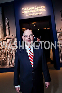 "Rep. Henry Waxman. Photo by Tony Powell. Freer Sackler Gala Opening for ""The Cyrus Cylinder and Ancient Persia: A New Beginning."" March 5, 2013"