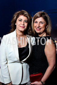 "Haleh Niroo, Fariba Jahanbani. Photo by Tony Powell. Freer Sackler Gala Opening for ""The Cyrus Cylinder and Ancient Persia: A New Beginning."" March 5, 2013"