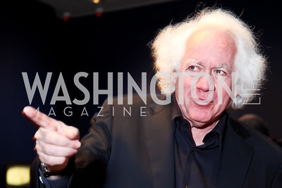 "Leon Wieseltier. Photo by Tony Powell. Freer Sackler Gala Opening for ""The Cyrus Cylinder and Ancient Persia: A New Beginning."" March 5, 2013"