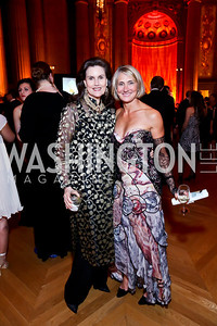 Alexandra de Borchgrave, Katie Ziglar. Photo by Tony Powell. Some Enlightened Evening. Andrew Mellon Auditorium. October 17, 2013
