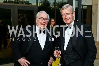 Guy Robinson, Daniel Oliver. Photo by Tony Powell. French Historical Society Benefit Dinner. La Maison Française. May 15. 2013
