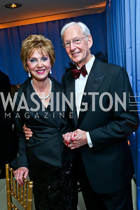 Jean and Don Wolf. Photo by Tony Powell. French Historical Society Benefit Dinner. La Maison Française. May 15. 2013