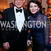 John and JoAnn Mason. Photo by Tony Powell. 2013 Friends in Time of War Gala. Russian Federation. October 7, 2013