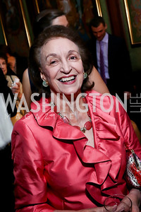 Lucky Roosevelt, Photo by Tony Powell. 2013 Friends in Time of War Gala. Russian Federation. October 7, 2013