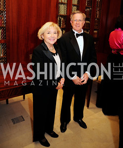Janice Crosby,Richard Crosby,September 26,2013,Gala Reception for the  Opening of the Fred W.Smith Library for the Study of George Washington at Mt .Vernon,Kyle Samperton