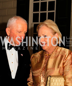 Ross Perot, Margot Perot,September 26,2013,Gala Reception Opening of the Fred W.Smith Library for the Study of George Washington at Mt .Vernon,Kyle Samperton