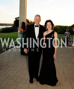 Rep.Tom Petri,Anne Neale Petri,September 26,2013,Gala Reception for the  Opening of the Fred W.Smith Library for the Study of George Washington at Mt .Vernon,Kyle Samperton