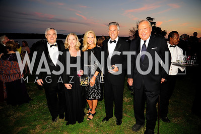 David Fenstermaker,Deane' Fenstermaker,Mary Kaye Hunstman,John Hunstman ,Jon Hunstman,September 26,2013,Gala Reception Opening of the Fred W.Smith Library for the Study of George Washington at Mt .Vernon,Kyle Samperton