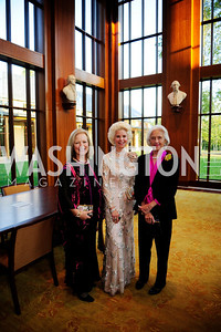 Helen Laughery,Melody Sawyer Richardson,Ellen Walton,September 26,2013,Gala Reception Opening of the Fred W.Smith Library for the Study of George Washington at Mt .Vernon,Kyle Samperton