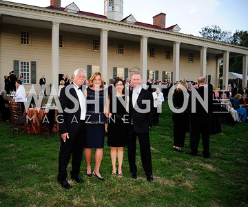 Dennis Franks,Joy Franks,Alyssa Ammerman,Josh Ammerman,September 26,2013,Gala Reception for the  Opening of the Fred W.Smith Library for the Study of George Washington at Mt .Vernon,Kyle Samperton