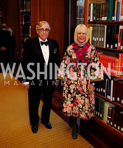 Major Reynolds,Pamela Reynolds,,September 26,2013,Gala Reception for the  Opening of the Fred W.Smith Library for the Study of George Washington at Mt .Vernon,Kyle Samperton