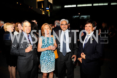 Forrest Maltzman,Elena Papina,Kenneth Miranda,Nelson Carbanall,May 14,20013 ,George Washington University Salutes Russ Ramsey,Kyle Samperton