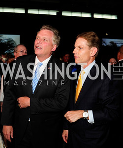 Terry McAuliffe,Russ Ramsey, May 14,20013 ,George Washington University Salutes Russ Ramsey,Kyle Samperton