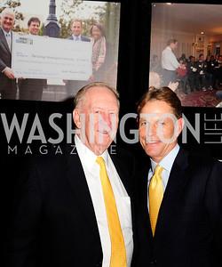 Cliff Kendall,Russ Ramsey,May 14,20013 ,George Washington University Salutes Russ Ramsey,Kyle Samperton