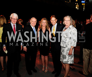 Joe Brand, Steven Knapp,Norma RamseyRuss Ramsey, Diane Knapp,,May 14,20013 ,George Washington University Salutes Russ Ramsey,Kyle Samperton