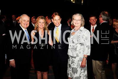 Steven Knapp,Norma RamseyRuss Ramsey, Diane Knapp,,May 14,20013 ,George Washington University Salutes Russ Ramsey,Kyle Samperton