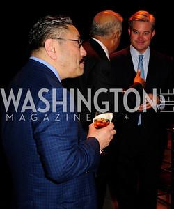 Bob Hisaoka,Mark Lowham,May 14,20013 ,George Washington University Salutes Russ Ramsey,Kyle Samperton