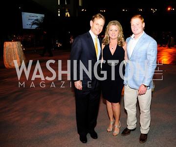 Russ Ramsey Norma Ramsey,Eric Ramsey,May 14,20013 ,George Washington University Salutes Russ Ramsey,Kyle Samperton