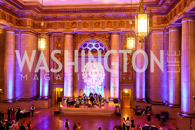 Photo by Tony Powell. Georgetown University Diplomatic Ball. Mellon Auditorium. April 12, 2013