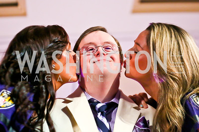 Frank Stephens. Photo by Tony Powell. Global Down Syndrome Foundation Gala. Ritz Carlton. May 8, 2013