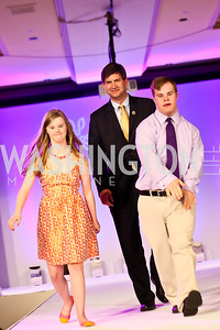 Olivia August, Rep. Brad Schneider, Scotty Lesmes. Photo by Tony Powell. Global Down Syndrome Foundation Gala. Ritz Carlton. May 8, 2013
