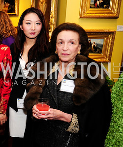 Juie Wang ,Lucky Roosevelt,,March 7,2013,Global Education Gala,Kyle Samperton