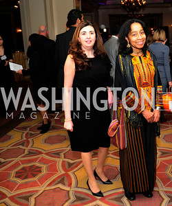 Bahrain Amb.Houda Nonoo,Rachel Birtha Eitches,March 7,2013,Global Education Gala,Kyle Samperton