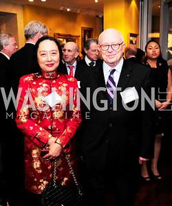 Yin Wang,Joseph Duffy,March 7,2013,Global Education Gala,Kyle Samperton