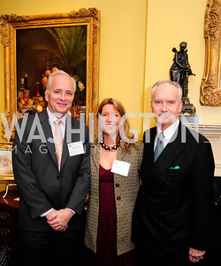 Frederick Thomas,Meredith Thomas,Tony Culley Foster,March 7,2013,Global Education Gala,Kyle Samperton