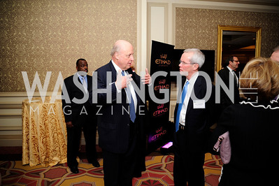 John Negroponte,David Welch,March 7,2013,Global Education Gala,Kyle Samperton