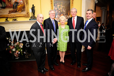 Marc Albert,Brian Kelly,Edie Fraser,John Duff,Joe Caracuel,March 7,2013,Global Education Gala,Kyle Samperton