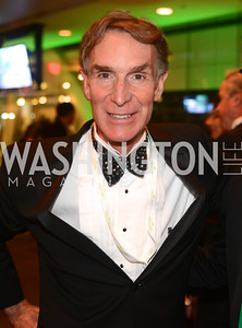 Bill Nye the Science Guy, The Inaugural Green Ball on Sunday, January 20th , 2013. Newseum.